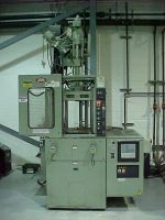 Plastics Injection Molding Machine NISSEI VERTICAL TH 70-5 VSE 1997-Photo 2