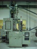 Plastics Injection Molding Machine NISSEI VERTICAL TH 70-5 VSE 1997-Photo 3