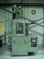 Plastics Injection Molding Machine NISSEI VERTICAL TH 70-5 VSE