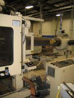 Plastics Injection Molding Machine CINCINNATI H 500-70 1989-Photo 8