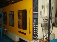 Plastics Injection Molding Machine GOLDSTAR IDE 850 EN 1998-Photo 3