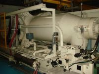 Plastics Injection Molding Machine GOLDSTAR IDE 850 EN 1998-Photo 6