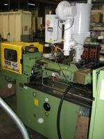 Plastics Injection Molding Machine ARBURG 221 M-350-275 1997-Photo 2