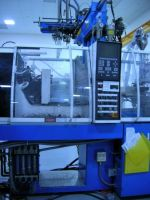 Plastics Injection Molding Machine ENGEL TIEBARLESS ES 200/60 1995-Photo 2