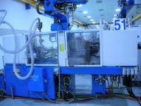 Plastics Injection Molding Machine ENGEL TIEBARLESS ES 200/60 1995-Photo 4
