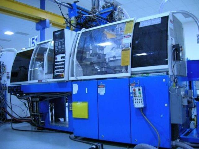 Plastics Injection Molding Machine ENGEL TIEBARLESS ES 200/60 1995