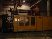 Plastics Injection Molding Machine HUSKY E 2000 RS 170/140