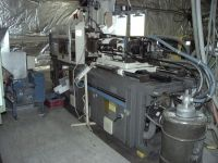 Plastics Injection Molding Machine CINCINNATI VT 85
