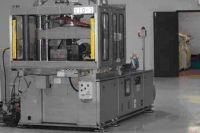 Plastics Injection Molding Machine NISSEI VERTICAL TD 100 R 18 ASE