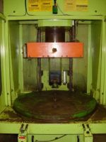 Plastics Injection Molding Machine ENGEL VERTICAL 1997-Photo 4