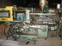 Plastics Injection Molding Machine ARBURG 2-COLOR 1984-Photo 3