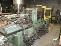 Plastics Injection Molding Machine ARBURG 2-COLOR 1984-Photo 4