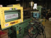 Plastics Injection Molding Machine ARBURG 2-COLOR 1984-Photo 6