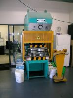 C Frame Hydraulic Press COLE-TUVE CF-66