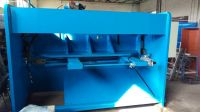 NC Hydraulic Guillotine Shear Jiangsu QC11Y-16x2500 2014-Photo 20