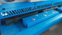 NC Hydraulic Guillotine Shear Jiangsu QC11Y-16x2500 2014-Photo 3