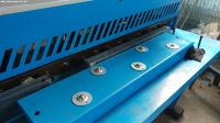 NC Hydraulic Guillotine Shear Jiangsu QC11Y-16x2500 2014-Photo 4