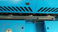 NC Hydraulic Guillotine Shear Jiangsu QC11Y-16x2500 2014-Photo 6