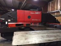 Turret Punch Press AMADA PEGA 367