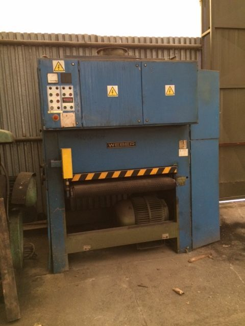 Universal Grinding Machine WEBER OFZ-M-1100 GO 2003 2003