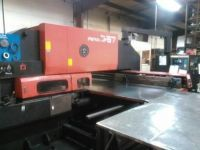 Turret Punch Press AMADA PEGA 357 1994-Photo 2