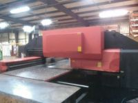 Turret Punch Press AMADA PEGA 357 1994-Photo 3