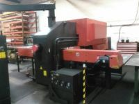 Turret Punch Press AMADA PEGA 357 1994-Photo 4