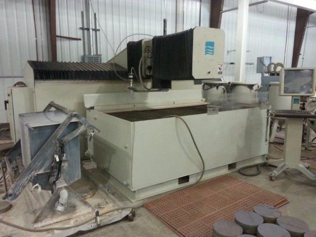 2D WaterJet FLOW IFB-4800 1999
