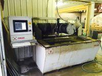 Machine de découpe  jet d'eau 2D OMAX 2652