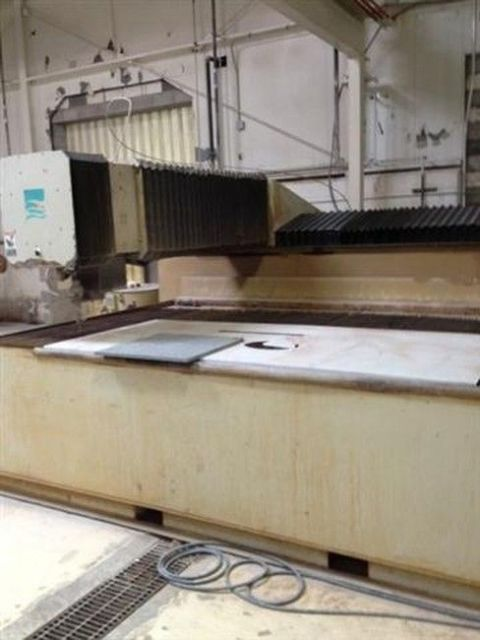 WaterJet 2D FLOW IFB-6012 2001