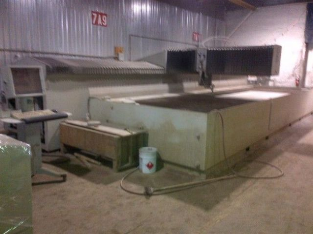 WaterJet 2D FLOW 6 X 24 2007