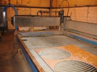 2D WaterJet TECHNI I-612 2006-Photo 9
