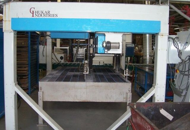 2D WaterJet JET-EDGE 48 XY 1998