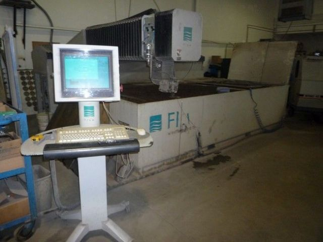 WaterJet 2D FLOW 6 X 12 2008