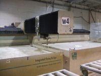 Máquina de corte por chorro de agua 2D FLOW 6 X 24