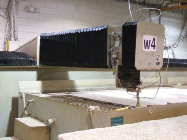 2D WaterJet FLOW 6 X 12 2006