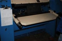 NC Folding Machine YSRAD KME 1200 X 4 1997-Photo 2