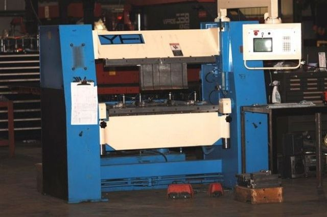 NC Folding Machine YSRAD KME 1200 X 4 1997