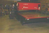 2D laser AMADA PULSAR 2415 XL