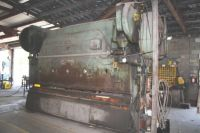 Mechanical Press Brake CINCINNATI 190