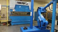 CNC Hydraulic Press Brake FINN POWER FPB-160-3050-UGHCC