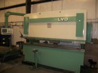 CNC Hydraulic Press Brake LVD 150 JS 10