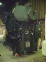Mechanical Press Brake HEIM 200 TON