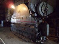 Mechanické ohraňovacie lis CINCINNATI 400 TON 1968-Fotografie 3