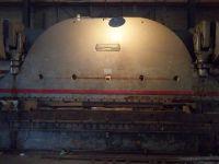 Mechanické ohraňovacie lis CINCINNATI 400 TON