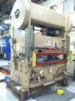 Mechanické ohraňovacie lis CHICAGO SS-150-36-72