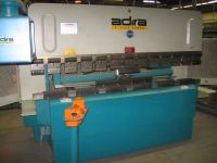 CNC Hydraulic Press Brake ADIRA QHX-6325 CBP