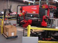 CNC Hydraulic Press Brake AMADA 1253-MH W/ASTRO 100-MH