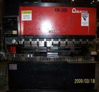 CNC Hydraulic Press Brake AMADA FBD 8025