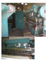 Mechanical Press Brake WYSONG 10010